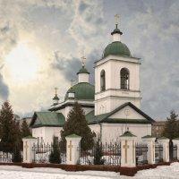Казанська церква. :: Андрий Майковский