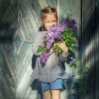 в деревне у бабушки :: Юлия Раянова