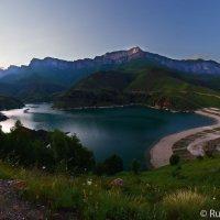 Озеро Гижгит (Кабордино-Балкария) :: Сергей