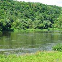 Река Днепр :: Виталий Андрейчук