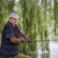 на рыбалке :: Вадим Бурмистров