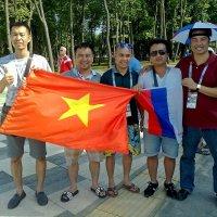 Вьетнамские болельщики в Самаре :: MILAV V