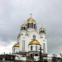 Храм на крови.Екатеринбург. :: Галинка