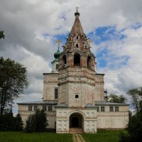 Троице - Гледенский монастырь 17 -18 вв. :: Андрей Дурапов
