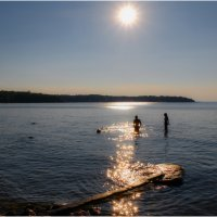 Солнце, воздух и вода.... :: Alexander Hersonski