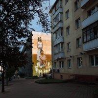 Минск. Улица. :: Александр Сапунов