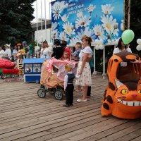 Парад эксклюзивных колясок..:) :: Андрей Заломленков