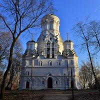 Церковь усекновения главы Иоана Предтечи в Дьяково :: Константин Анисимов