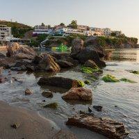 о.Крит, посёлок Бали, пляж Варкотопос. :: Борис Иванов