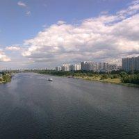Москва-река :: Аlexandr Guru-Zhurzh