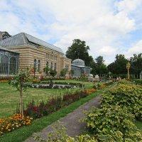 Ботанический сад и зоопарк Вильгельма, г. Штутгарт :: Tamara *