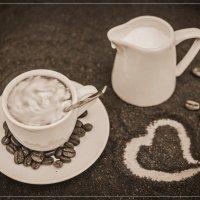 кофе со сливками :: Svetlana Galvez