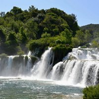 Водопады острова Крка (Хорватия) :: tamara *****