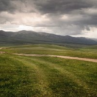 Высоко в горах :: LudMila
