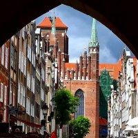 Гданьск.Польша :: Galina Belugina