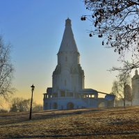 Церковь Вознесения Христова в Коломенском :: Константин Анисимов