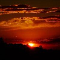 Еще один закат... :: IRINA_RU