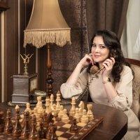 Партия в шахматы :: Максим Кравченко