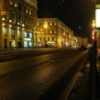 Ночь, улица, фонарь .. :: AleksSPb