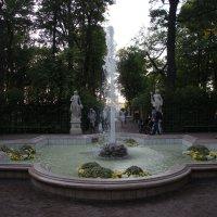 Летний сад. Фонтан :: Наталья Герасимова