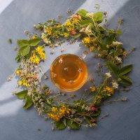 Травяной чай :: Ирина