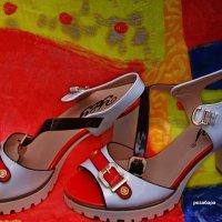 много обуви не бывает.. :: Роза Бара