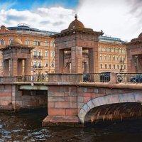 Мост Ломоносова :: Сергей