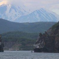 Вид на Корякский вулкан :: Дмитрий Солоненко