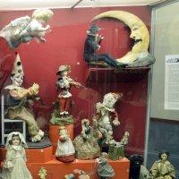 С любовью сохранённые игрушки прошлых веков :: Тамара Бедай