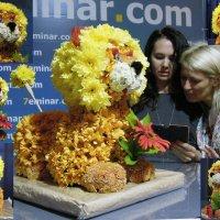 Цветочный львёнок :: Тамара Бедай