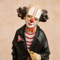Любимый клоун :: Надежд@ Шавенкова
