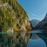 На озере :: Владимир Колесников