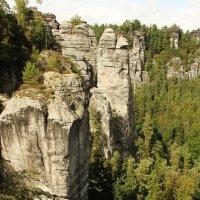 Саксонские скалы. :: sav-al-v Савченко