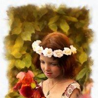 Дети-это ангелы. :: ALISA LISA
