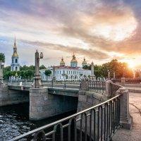 Никольский собор на канале :: Юлия Батурина