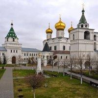 Ипатьевский монастырь :: Николаева Наталья
