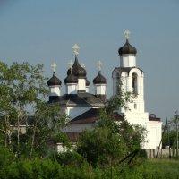 Преображенский мужской монастырь :: Александр Подгорный