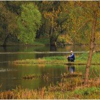 На рыбалке. :: Paparazzi