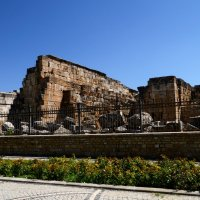 Территория древнего города Иераполиса. :: Татьяна Кретова
