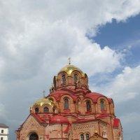 Софийский собор (г. Лаишево) :: Наиля