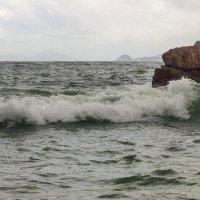 Океанский прибой :: Леонид