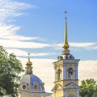 Красное Село. Церковь Троицы Живоначальной :: bajguz igor