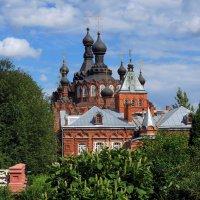 Женский монастырь Шамордино :: Liliya Kharlamova