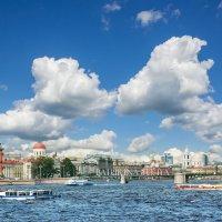 Водные прогулки по Неве :: Юлия Батурина