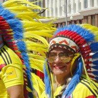 Фанаты из Колумбии :: Люба (Or.Lyuba) Орлова