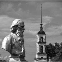 в гостях у Салтыкова-Щедрина в имении Спас-Угол :: Дмитрий Анцыферов