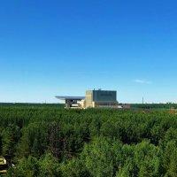 Дворец Искусств «Нефтяник» г.Сургут :: Алла ZALLA