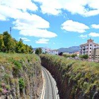 Горная железная дорога :: Ольга