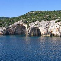 Голубые пещеры :: Андрей K.