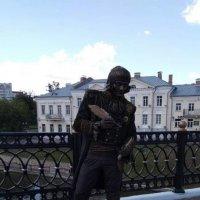 Оживающая статуя :: Галина Бобкина